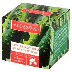 Aloesove Nawilżający krem do twarzy na dzień 50 ml