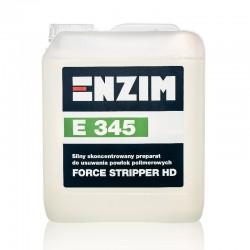 ENZIM E345 preparat do usuwania powłok polimerowyc