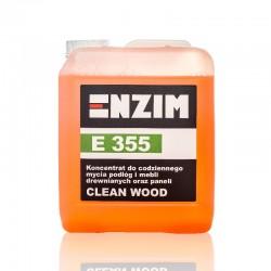 ENZIM E355 Konc do mycia podłóg i mebli drewnianyc