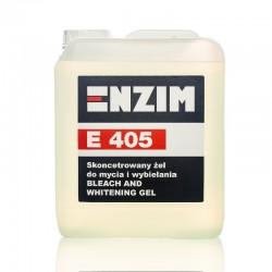 ENZIM E405 żel do mycia i wybielania sanitariatów