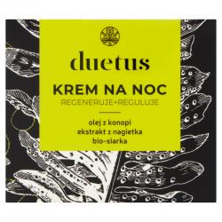 Duetus Krem na noc 50 ml