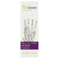 Biolaven Organic Krem do twarzy na dzień 50 ml