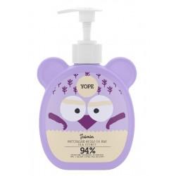 YOPE Naturalne Mydło dla dzieci w płynie Jaśmin 400 ml