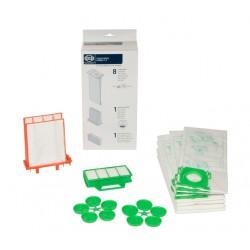 Zestaw filtrów i worków Servicebox SEBO Airbelt K