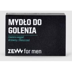 ZEW for men Mydło do Golenia z węglem drzewnym