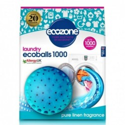 Ecozone, Ecoballs, Kule do Prania, Pure linen, 1000 Prań