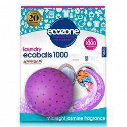 Ecozone, Ecoballs, Kule do Prania, Midnight Jasmine, 1000 Prań