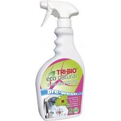 TRI-BIO, Bioenzymatyczny Odplamiacz do Tkanin w Sprayu, 420 ml