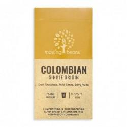 Moving Beans, Kawa w kapsułkach kompostowalnych Colombia Origin, 10 szt.