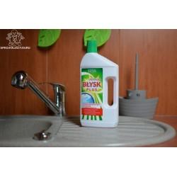BŁYSK PLUS - niepieniący płyn myjąco-czyszczący