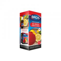 BROS Płyn do pułapki na muszki owocówki 15 ml