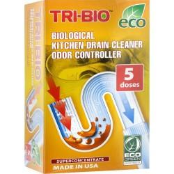 TRI-BIO, Probiotyczny Skoncentrowany Środek do Udrażniania Rur Kuchennych, 100 g