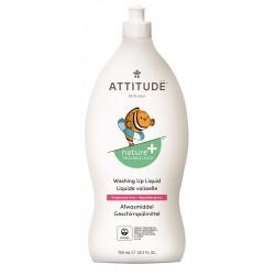 ATTITUDE Płyn do mycia butelek i akcesoriów dziecięcych - 700ml