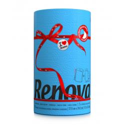 RENOVA 1szt Red Label Blue Ręcznik papierowy