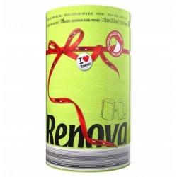 RENOVA 1szt Red Label Green Ręcznik Papierowy