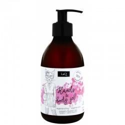 LaQ Hands&body gel żel do rąk i pod prysznic - grejpfrut i zielona herbata