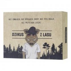 LaQ Dzik kostka - mydło dla facetów