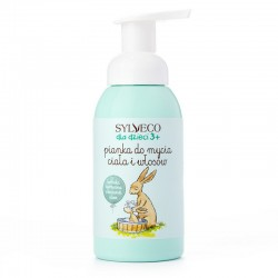 SYLVECO dla dzieci Pianka do mycia ciała i włosów