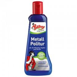 POLIBOY Politura do pielęgn. i czyszcz. pow. metalowych 200ml Metall Politur