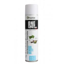 FRESHTEK One Shot Neutralizator zapachów BAWEŁNA 600 ml