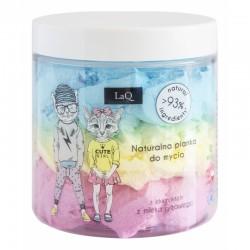 LaQ 3-kolorowa pianka myjąca dla dzieci