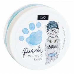 LaQ Pianka do mycia łapek - niebieska 50ml