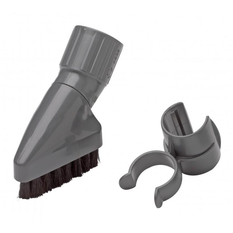 Dysza do kurzu z naturalnym włosiem + klips SEBO Airbelt K / C / D / E