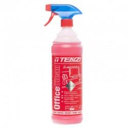 Tenzi Office Clean amore 1L czerwony - płyn do mycia mebli i wyposażenia biur