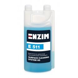 ENZIM E511 – Koncentrat do codziennego mycia powierzchni Surface Cleaning System 1L