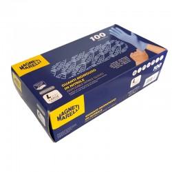 Rękawice nitrylowe jednorazowe XL Magneti Marelli