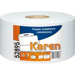 Karen Papier Toaletowy celulozowy 12 szt zgrzewka