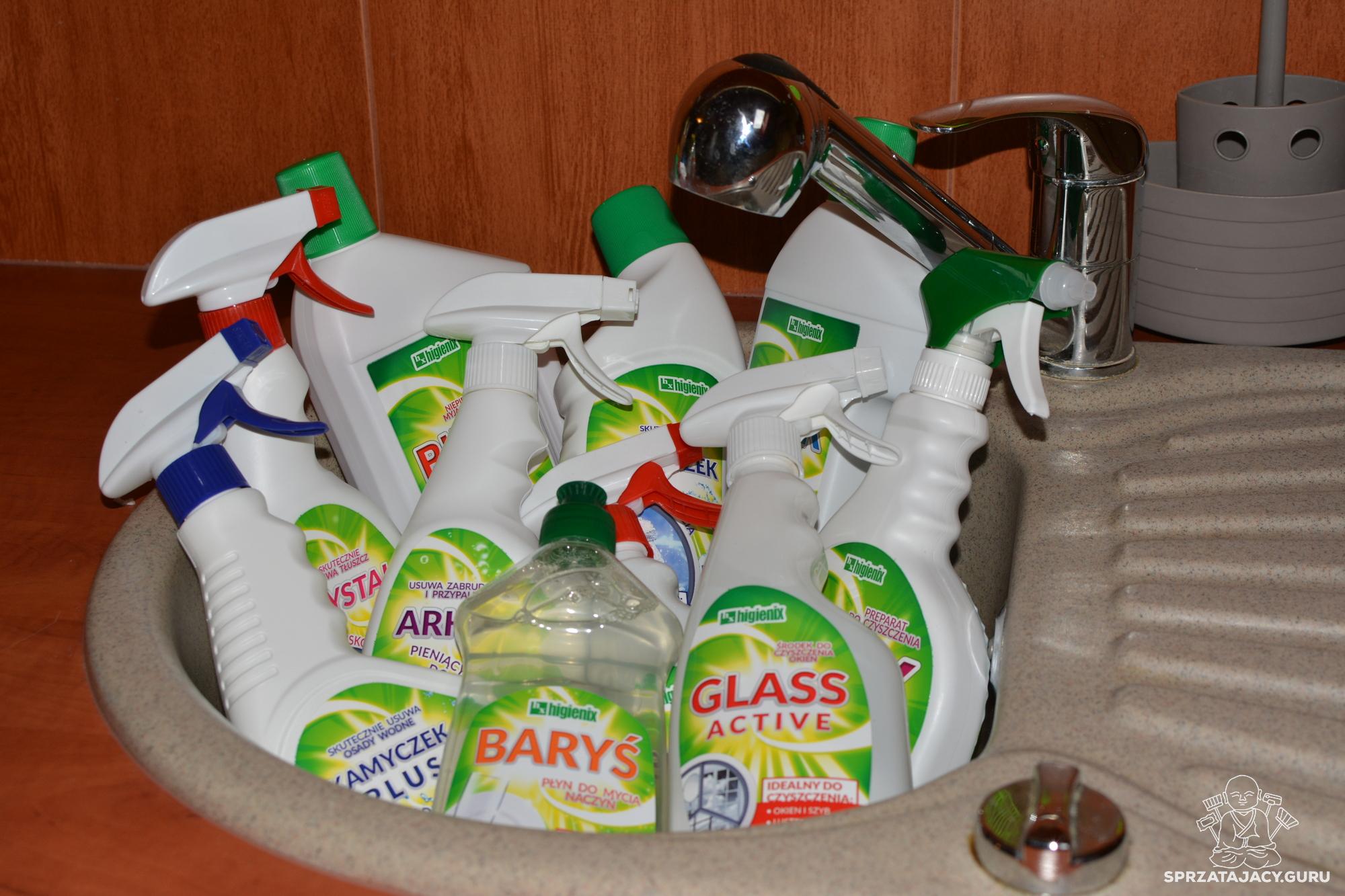 Produkty Higienix