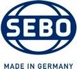 Odkurzacze SEBO logo